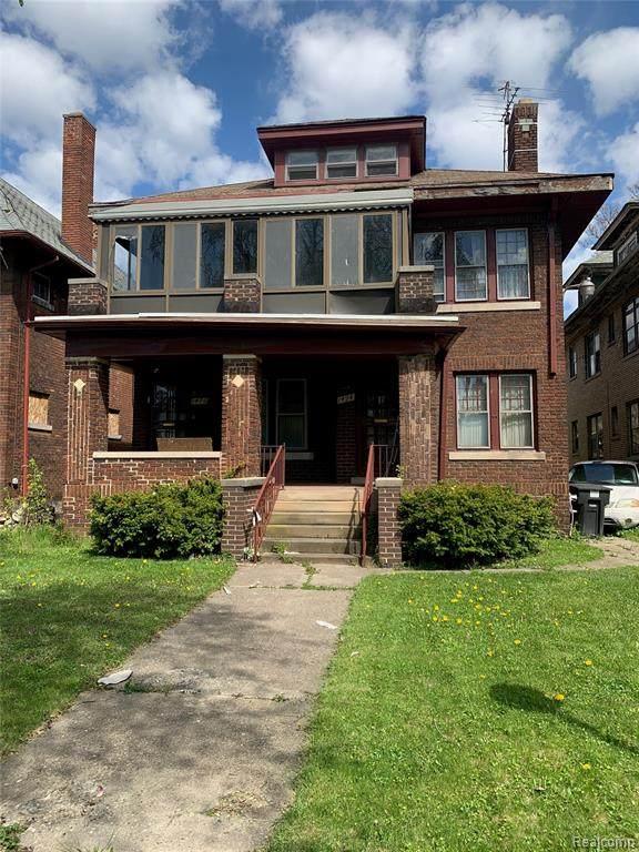 1494 Virginia Park Street, Detroit, MI 48206 (MLS #2200030703) :: The Toth Team