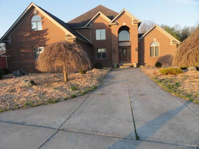 1746 Rooster Trail, Lapeer Twp, MI 48446 (#2200031685) :: RE/MAX Nexus