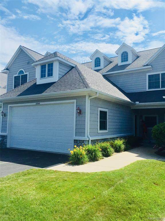 20540 Northern Lights Lane, MACKINAW CITY VLG, MI 49701 (#2200032164) :: The Mulvihill Group
