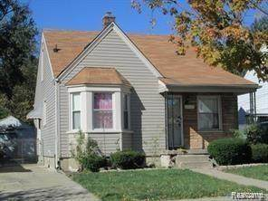 6491 Ashton Street, Detroit, MI 48228 (#2200033648) :: Robert E Smith Realty