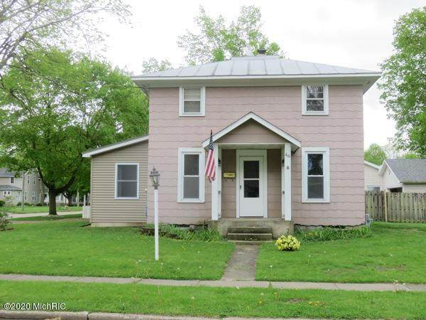 46 E Montgomery St, COLDWATER CITY, MI 49036 (MLS #62020016781) :: The Toth Team