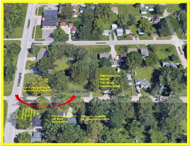 W Lyndon Ave., Mt. Morris Twp, MI 48504 (#5050011667) :: Novak & Associates