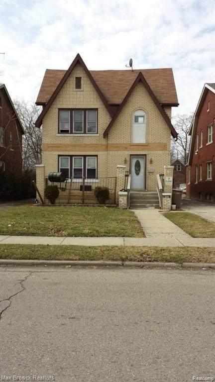 51 Waldo Street, Pontiac, MI 48341 (MLS #2200035610) :: The Toth Team