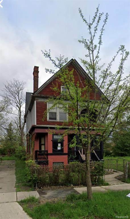3677 Lincoln Street, Detroit, MI 48208 (#2200035772) :: BestMichiganHouses.com