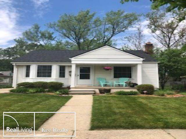 3971 Prairie, Berkley, MI 48072 (#58050012541) :: RE/MAX Nexus