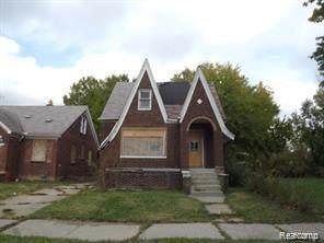 13325 Wade Street, Detroit, MI 48213 (MLS #2200037579) :: The Toth Team