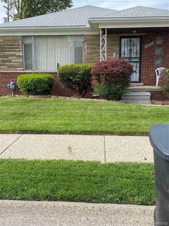 6861 Varjo Street, Detroit, MI 48212 (#2200037627) :: Alan Brown Group