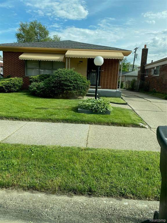 7112 Varjo Street, Detroit, MI 48212 (#2200037636) :: Alan Brown Group