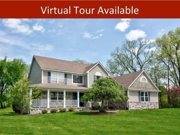 6760 N Meadows Way, Webster, MI 48130 (#543273501) :: GK Real Estate Team