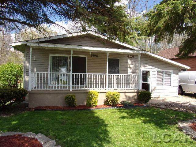 201 Pentecost, Onsted, MI 49265 (MLS #56050012739) :: The Toth Team