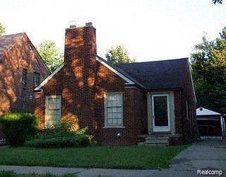 10437 Greensboro Street, Detroit, MI 48224 (MLS #2200038189) :: The John Wentworth Group