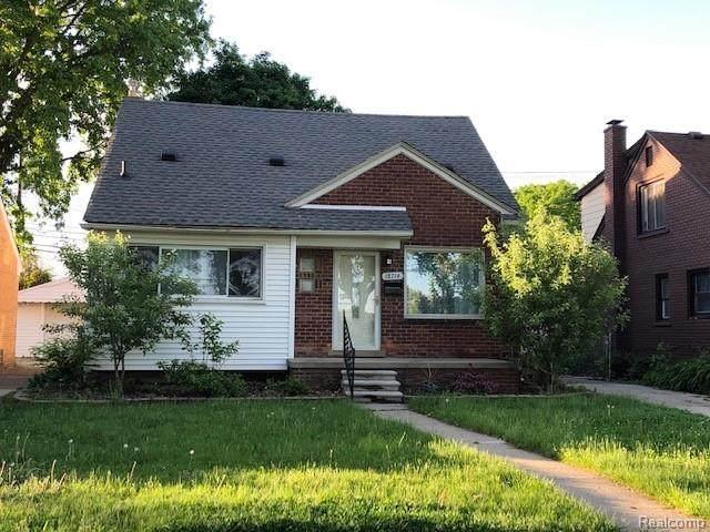 18714 Carlysle Street, Dearborn, MI 48124 (#2200038231) :: The Mulvihill Group