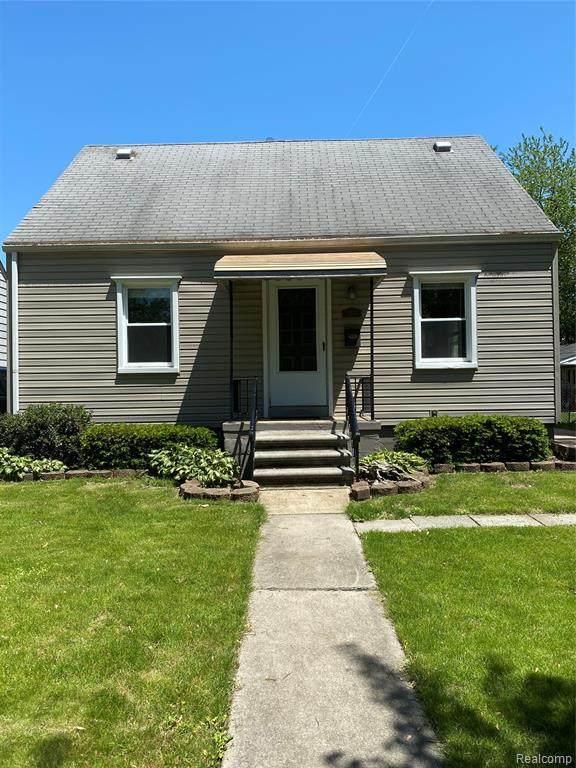 3513 Woodside Street, Dearborn, MI 48124 (MLS #2200039451) :: The Toth Team