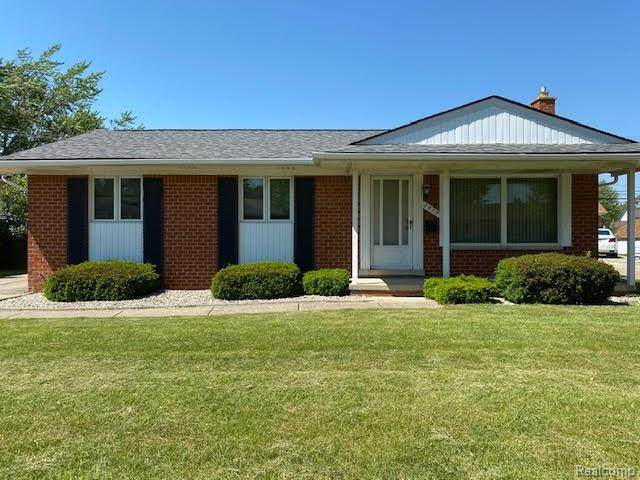 2603 Athena Drive, Troy, MI 48083 (#2200039568) :: RE/MAX Nexus
