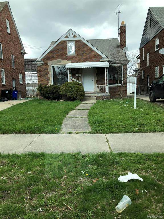 14955 Collingham Drive, Detroit, MI 48205 (#2200039573) :: The Merrie Johnson Team