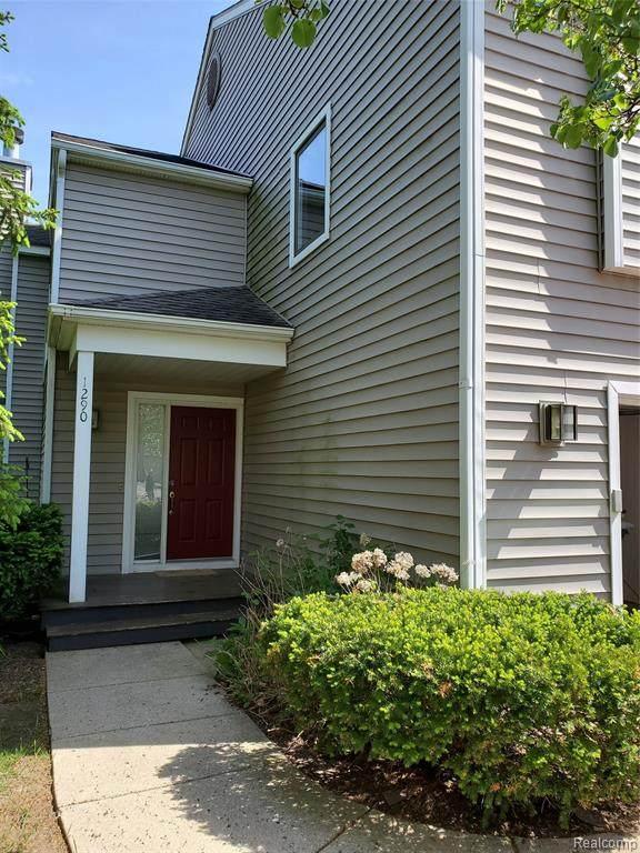 1290 Patricia Avenue, Ann Arbor, MI 48103 (#2200040039) :: Duneske Real Estate Advisors