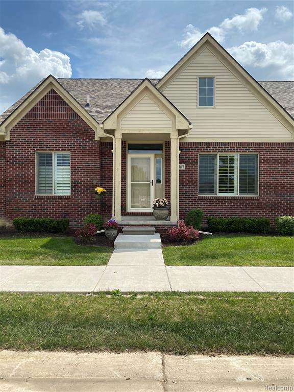 23967 Romero, Flat Rock, MI 48134 (MLS #2200040352) :: The Toth Team