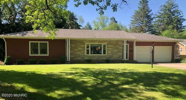 25 S Circle Dr, COLDWATER CITY, MI 49036 (MLS #62020020586) :: The Toth Team
