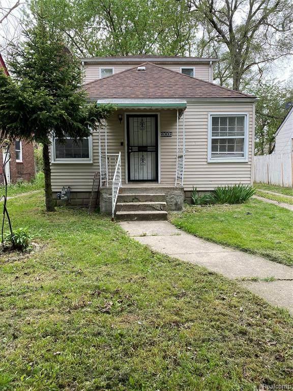 12031 Whitcomb Street, Detroit, MI 48227 (#2200044005) :: RE/MAX Nexus