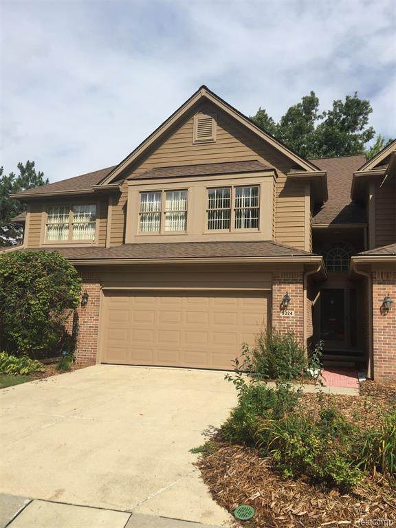 5324 W Royal Vale Lane SE #35, Dearborn, MI 48126 (#2200044533) :: GK Real Estate Team