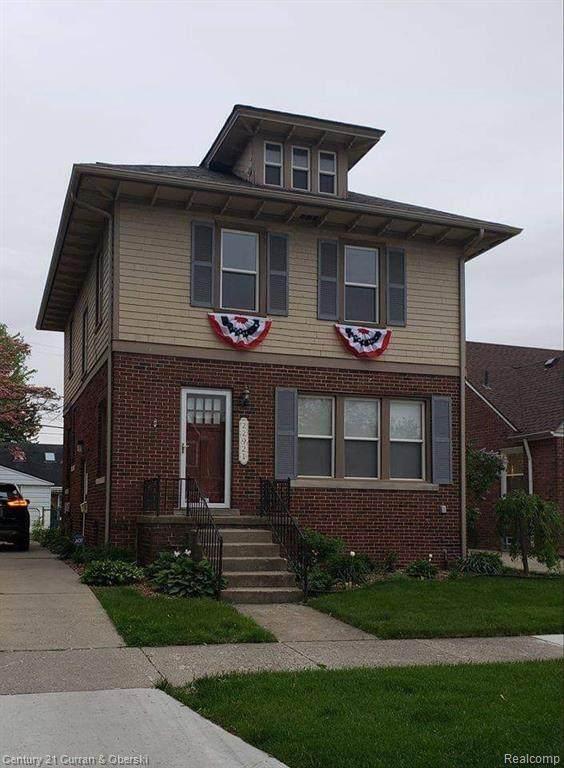 22921 Arlington Street, Dearborn, MI 48128 (#2200044544) :: Alan Brown Group