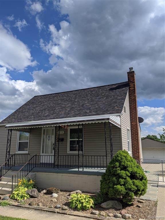 21712 Violet Street, Saint Clair Shores, MI 48082 (#2200046871) :: GK Real Estate Team