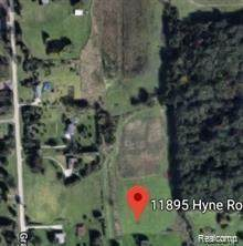 Vac Hyne, Brighton Twp, MI 48114 (#2200047078) :: Alan Brown Group