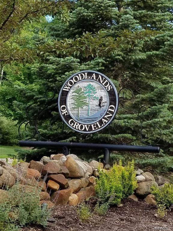 LOT 2 Oak Hollow, Groveland Twp, MI 48442 (MLS #2200047736) :: The Toth Team