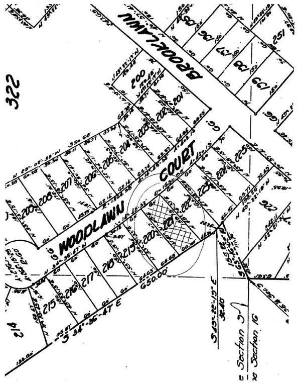 Lot 221 Woodlawn, Somerset, MI 49282 (#55202001693) :: The Mulvihill Group