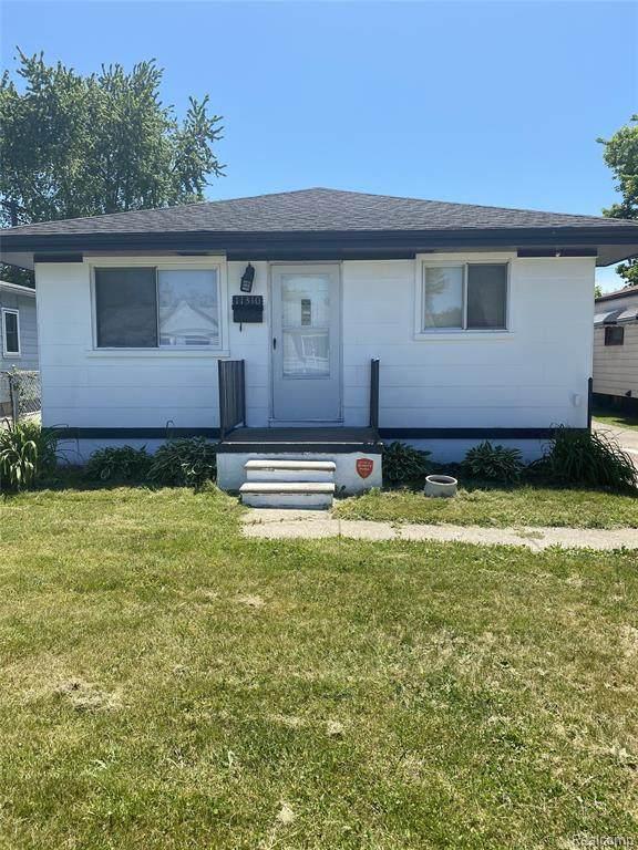 11310 Maxwell Ave, Warren, MI 48089 (#2200049893) :: The Alex Nugent Team | Real Estate One
