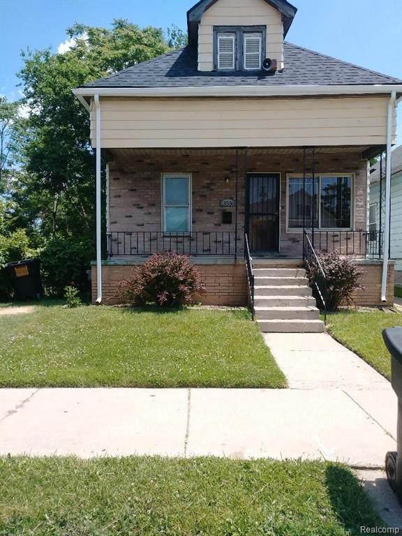 13536 Goddard, Detroit, MI 48212 (#2200050851) :: Novak & Associates