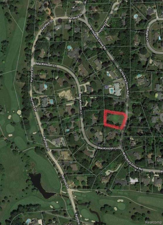 2780 W Hickory Grove Road, Bloomfield Twp, MI 48302 (#2200050977) :: The Alex Nugent Team | Real Estate One