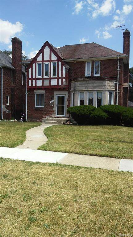 18404 E Santa Barbara Drive W, Detroit, MI 48221 (#2200051007) :: The BK Agency