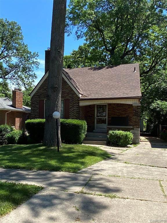 18660 Eureka Street, Detroit, MI 48234 (#2200051069) :: RE/MAX Nexus