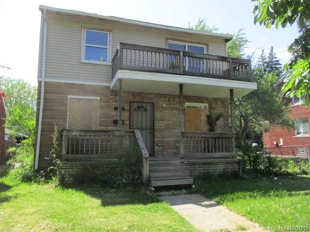 7274 N Minock Street W, Detroit, MI 48228 (#2200051078) :: RE/MAX Nexus