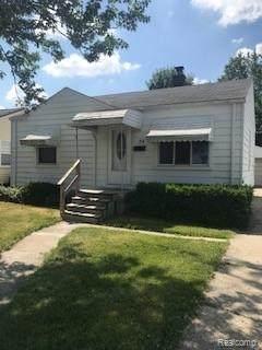 54 E Barrett Avenue, Madison Heights, MI 48071 (#2200051490) :: Alan Brown Group