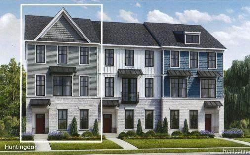 2732 S Spurway Drive #214, Ann Arbor, MI 48105 (#2200051606) :: GK Real Estate Team