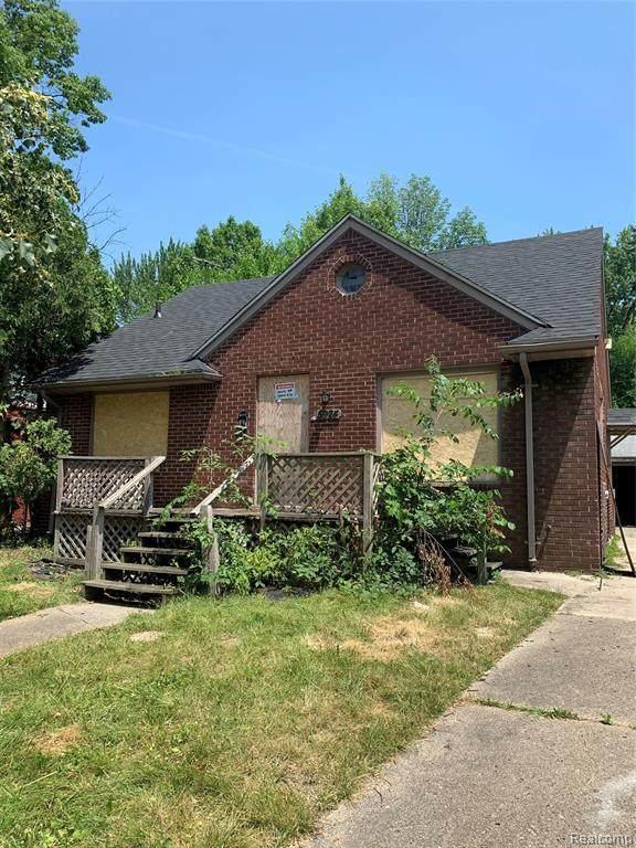5924 Woodhall Street, Detroit, MI 48224 (#2200051678) :: Novak & Associates