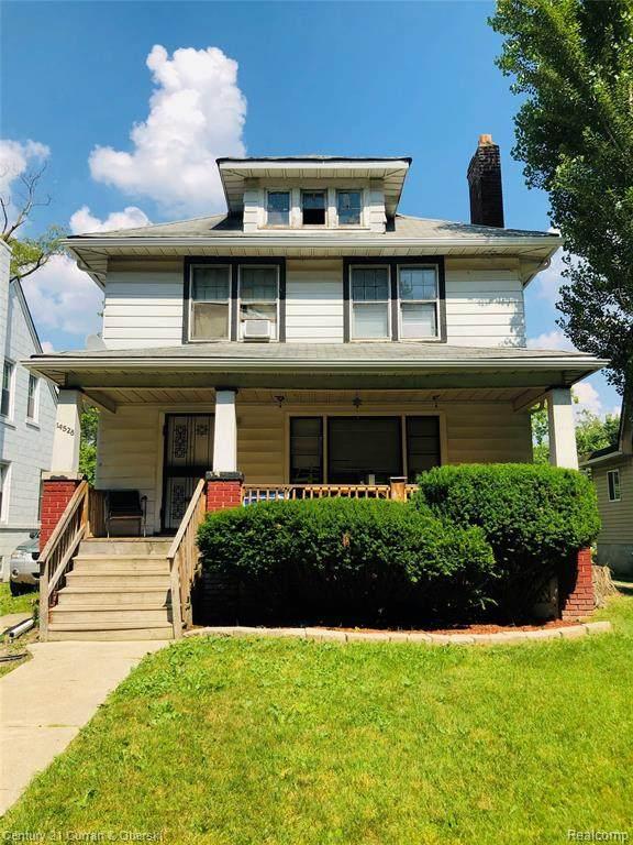 14528 Ashton Road, Detroit, MI 48223 (#2200052091) :: BestMichiganHouses.com