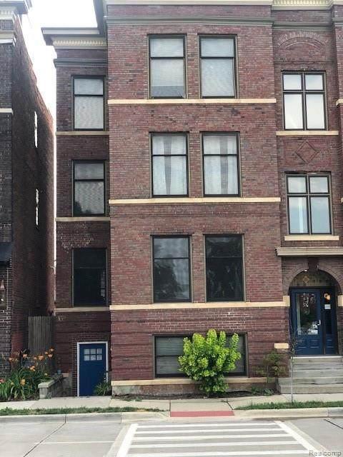 112 Watson Street #22, Detroit, MI 48201 (#2200052557) :: The BK Agency