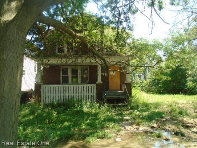 3799 Northwestern Street, Detroit, MI 48206 (#2200053015) :: The Merrie Johnson Team