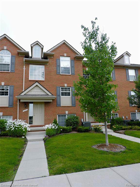 6307 Waldon Center Drive #23, Independence Twp, MI 48346 (#2200053262) :: GK Real Estate Team