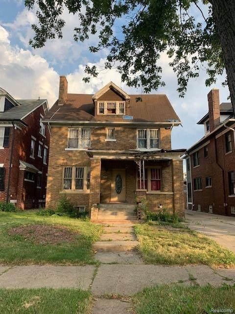 1651 Edison Street, Detroit, MI 48206 (#2200053372) :: The Merrie Johnson Team
