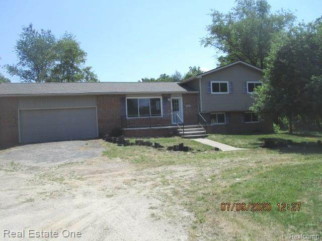 23515 Elwell Road, Sumpter Twp, MI 48111 (#2200053405) :: Duneske Real Estate Advisors