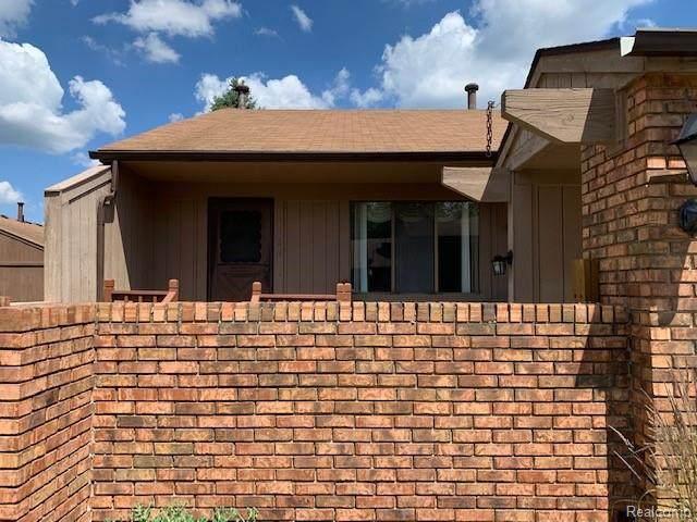 62178 Ticonderoga Drive #1, South Lyon, MI 48178 (#2200053500) :: GK Real Estate Team