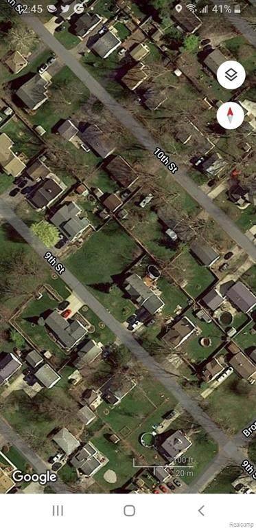 000 Ninth Street, Frenchtown Twp, MI 48162 (#2200053523) :: Alan Brown Group