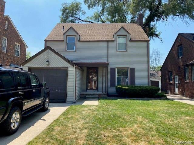 4159 Bishop Street, Detroit, MI 48224 (#2200053536) :: GK Real Estate Team
