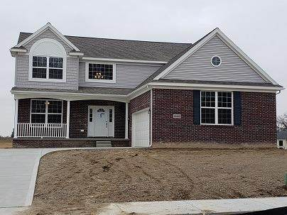 10242 High Meadow, York Township, MI 48176 (#543274747) :: The Mulvihill Group