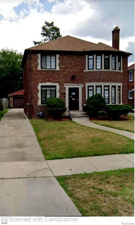 5235 W W Outer Drive, Detroit, MI 48235 (#2200053754) :: GK Real Estate Team