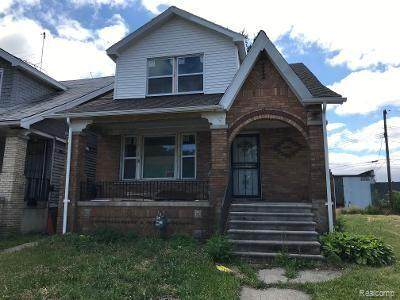 13603 SE Ryan Rd, Detroit, MI 48212 (#2200054172) :: Novak & Associates